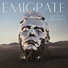 Emigrate : A Million Degrees CD (2018) ***NEW***
