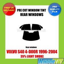 Volvo Tönungsfolien zum Auto-Tuning für hinten