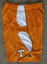 Men's Adidas Tennessee Volunteers Stitched Logo Basketball Shorts sz Large