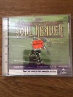Legacy of Kain Soul Reaver For Windows RARE Vintage PC Game