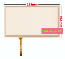 """1 PCS 4 Pin Touch Panel For 6.5""""Innolux AT065TN14 Car GPS Display DVD"""