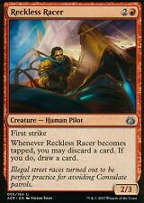 4x Reckless RACER | NM/M | AEther Revolt | Magic MTG