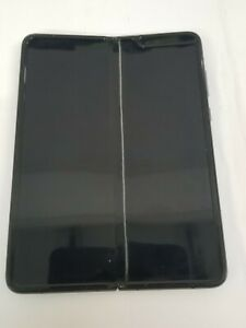 Read* Samsung Galaxy Fold - 512GB - Grey (AT&T Unlocked) ~42311