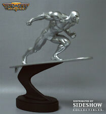 SIGNED SKETCHED By R. BOWEN & STAN LEE SILVER SURFER STATUE Sideshow Fantastic