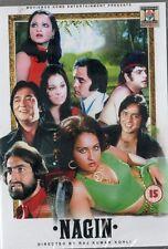 NAGIN - BOLLYWOOD DVD - Sunil Dutt, Feroz Khan, Vinod Mehra, Jeetendra.