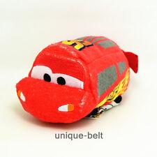 "3.5"" New Cars Lightning McQueen mini Tsum Tsum Soft Stuffed Plush Toy Doll"