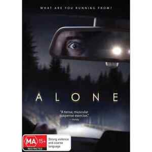ALONE DVD, NEW & SEALED ** NEW RELEASE ** 050521, FREE POST