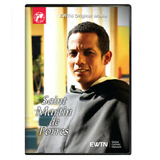 SAINT MARTIN DE PORRES DVD: AN EWTN DVD