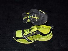 Timberland Men's Hommes 88185 Top Hommes Jogging Chaussure Jaune/Vert/Noir Taille 42