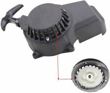 EASY PULL BLACK ALUMINUM PULL START RECOIL 47CC 49CC MINI POCKET BIKE ATV M PU17