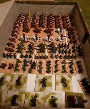 Ejército de fantasía-lagarto y Centauros-escala 15 mm