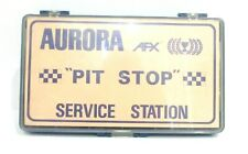 MODEL MOTORING AURORA SLOT CAR HO SCALE ( AFX PIT STOP SERVICE BOX #1750 )RARE