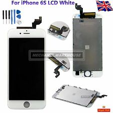 "For iPhone 6S 4.7"" LCD Display Touch Screen Digitizer Assembly Replacement White"
