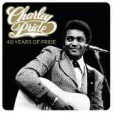 CHARLEY PRIDE 40 YEARS OF PRIDE 2 CD NEW