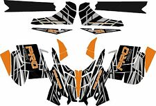 POLARIS 2015 GRAPHIC PRO RMK terrain dominator 121 144 155 163 decals WRAP KIT 5