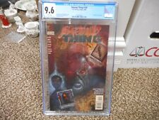 Swamp Thing 140 cgc 9.6 DC 1994 NM MINT WHITE pgs Mark Millar scripts begin