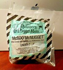 1992 McDonalds Halloween McNugget Buddies McBoo Under Age 3 Toy New Sealed Mip