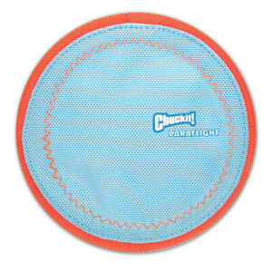 Brand New Chuckit!-Paraflight Flyer-Dog Puppy Flydisc Toys for Outdoor Play