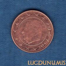 Belgique - 2004 - 5 centimes d'euro - Pièce neuve de rouleau - Belgium