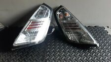 FIAT GRAND PUNTO PAIR REAR TAILLIGHTS LEXUS LED AFTERMARKET, SK1611 38105