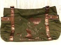 Disney's TINKER BELL Green Shoulder Bag Purse Tote TINKERBELL DISNEY WORLD