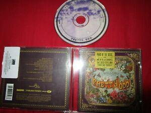 Panic At The Disco – Pretty. Odd.   Decaydance 7567-89950-8 stickered CD Album