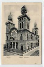 More details for synagogue, turin: italy postcard (c35850)