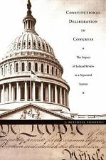 Constitutional Deliberation in Congress: The Impact of Judicial Review in a Sep