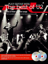 Good, Play Guitar With. The Best Of U2 Tab Book/Cd, Various, Book