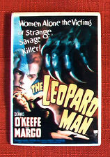 THE LEOPARD MAN refrigerator magnet movie poster Val Lewton Jacques Tourneur