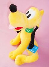 DISNEY PLUTO DOG MICKEY MINNIE FRIENDS SOFT DOLL KID STUFFED PLUSH BEAR TOY GIFT
