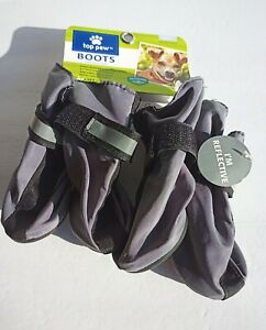 NWT Dog Boots Reflective Waterproof Size Small