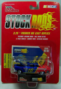 1997 Racing Champions 1:64 TED MUSGRAVE #16 Family Channel STOCK ROD Issue 46