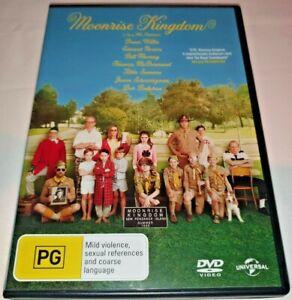 Moonrise Kingdom DVD