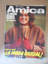 AMICA n°45 1977 [G738] Rivista Vintage