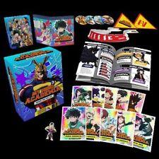 My Hero Academia : Season 2 : Part 1 (Blu-ray, 2018, 4-Disc Set)