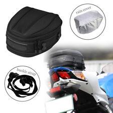 Multifonctionnel Moto Sacoche de Selle Sac À Dos Arrière Rangement  Vélo