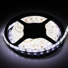 5M Led Light Strip 5050 SMD IP65 Waterproof +12V 3A Power Supply+DC Adapter