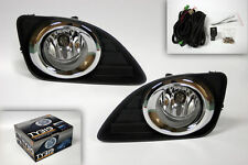 Fog Lights and Bezels set for 2010-2011 Toyota Camry