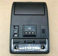 2000 2001 2002 2003 BMW X5 E53 Upper Dome Light Console Sunroof Control Garage