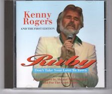 (HH99) Kenny Rogers & The First Edition, Ruby Don't Take Your Love ... - 1995 CD