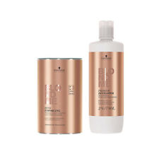 Schwarzkopf Blondme 2% Premium Care Developer 1 Ltr + Blondme 450G