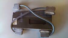 Siemens Simatic S5 6ES5 306-7LA11 + 2 x 6ES5 705-QAF00 InterConnecting Cable PLC