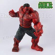 "NEW Super Hero Select Special Hulk 22.5cm / 9"" PVC Figure Loose #02"