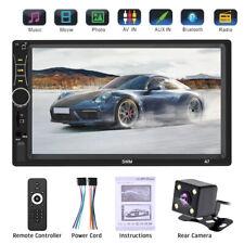 2 DIN 7'' CAR AUTORADIO ANDROID NAVIGATORE GPS BLUETOOTH USB/CONTROLLO VOLANTE
