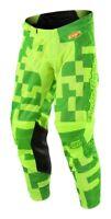 "New Troy Lee GP Maze MX Motocross Pant Flo Yellow/Green 28"""