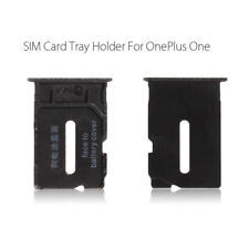 NEW GENUINE ONEPLUS ONE 1+ A0001 A0002 A0003 SIM CARD TRAY HOLDER STAND BLACK