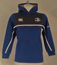 LEINSTER RUGBY LEINSTER BLUE OTH TRAINING HOODY BY CANTERBURY SIZE BOYS 12 YEARS