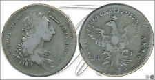 España - Monedas Carlos III- Año: 1735 - numero Tori-0553 - 1 Escudo de 12 Tari