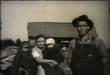 Poverty in Rural America Appalachian People Living Culture 1940s 1950s Films